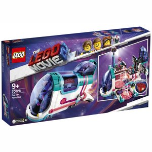 LEGO® 70828 Lego® Movie 2™ - Uitklap feestbus