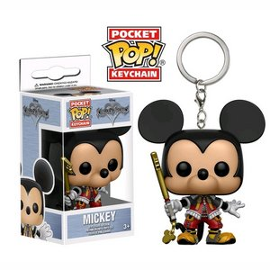 Pop! Keychain: Kingdom Hearts - Mickey