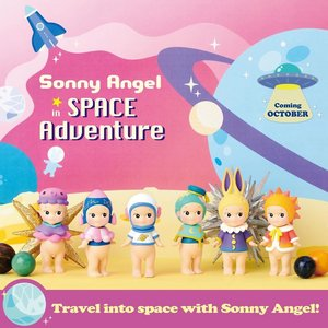 Sonny Angel - Space Adventure - Blind Box