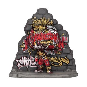 POP Deluxe:Marve l- Iron Man(GraffitiDECO) Special Edition