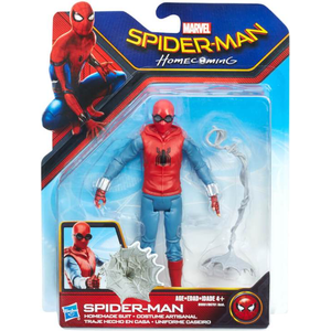 Marvel Spiderman Home Coming Homemade Suit