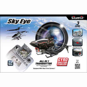 Silverlit Sky Eye - RC Helicopter
