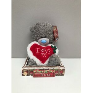 Me to you - kerstbeertje 'I love you'
