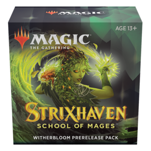 MTG STX Strixhaven Pre Release Pack - Witherbloom