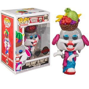 Pop! Animation: Bugs 80th - Bugs & Fruit Hat (Diamond Special Edition)