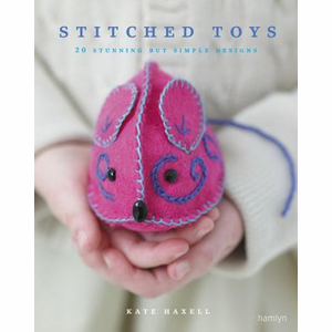 Boek Stitched Toys - Kate Haxell