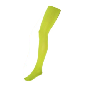 Panty Neon Geel |Fluo | One Size