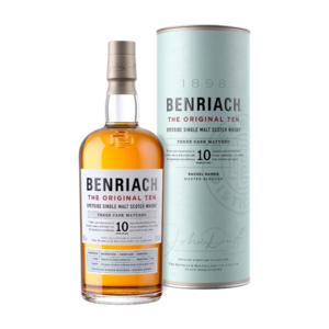 Benriach 10yo The Original Ten, 70 cl - 43°