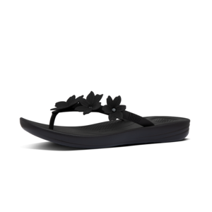 FitFlop Teenslippers Iqushion BD5 zwart