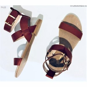 Maluo Women Sandals Jada Koala Rust