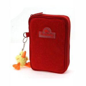 Pencil box red
