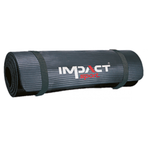 Impact Exercise Mat Black