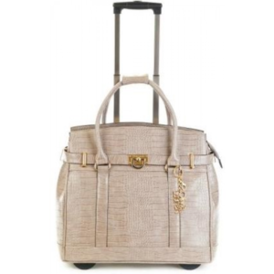 Olivia Lauren trolley Cheverny croco