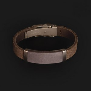 EXCLUSIVE GEMINI BRACELETS M3 - BARBER STONE BROWN