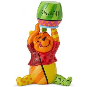 """Winnie The Pooh"""" from Disney by Britto Line Figurine"""