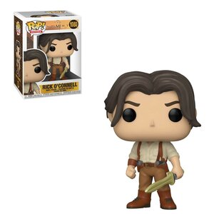 Pop! Movies: The Mummy - Rick O'Connell