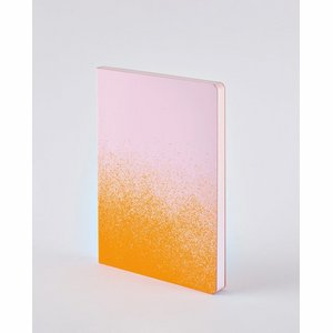Notebook Colour clash L Light orange dust