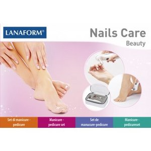 Lanaform Nails Care Manicure/Pedicure Set