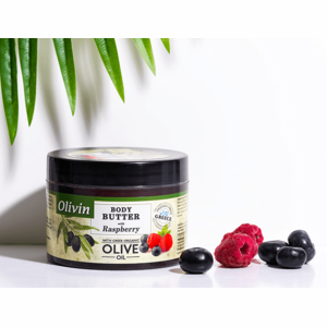 Olivin Body Butter Rasberry 200ml