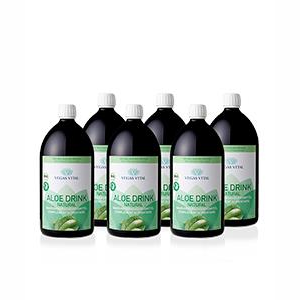 Aloe Drink Natural | 6 Stuks