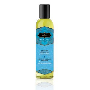 Kama Sutra - Aromatic Massage Oil Serenity 236 ml