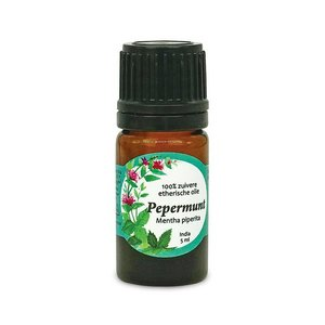 Aromama 100% pure essential oil Peppermint 5 ml