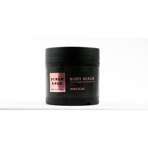SCRUB & RUB MAGICAL BODY BUTTER CRÈME 200ML