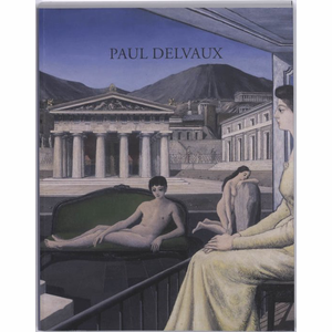 Boek Paul delvaux - Barthelman, Z.