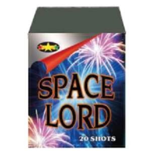 Vuurwerk Spaces lord 20 shot