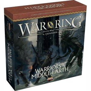LOTR WOTR WARRIORS OF MIDDLE EARTH