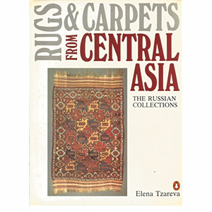Boek Rugs and Carpets from Central Asia - Elena Tsariova