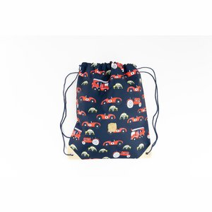 Pick & Pack gymzak - Cars navy