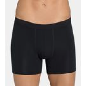 Sloggi Men EverNew Short - 10154627 - Black
