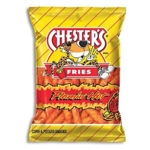 Chester's Hot Fries 170 gr. (USA Import)