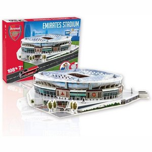 3D Puzzle Arsenal: Emirates Stadium 108 pieces