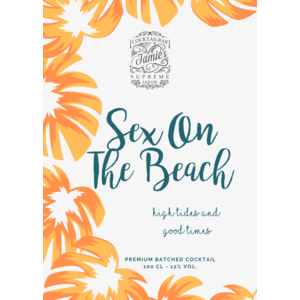 Sex On The Beach - Cocktail