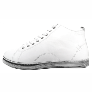 Andrea Conti Hoge Sneakers 0348734 wit