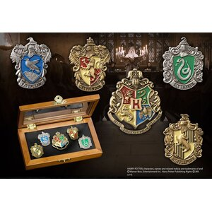 Harry Potter Pin Collection Hogwarts Houses