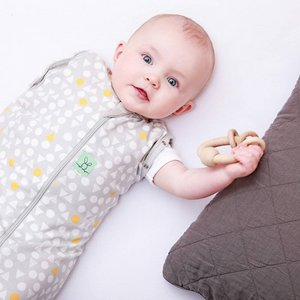 1.0 TOG - All season Ergococoon Swaddle + Sleep Bag Triangle Pops