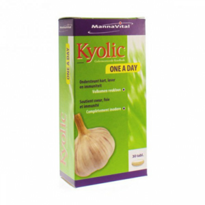 Kyolic one a day Voedingssupplement