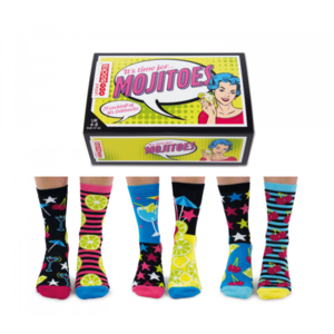 United Oddsocks lady mojitoes (2 boxen)