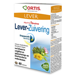 Ortis lever zuivering 60tab