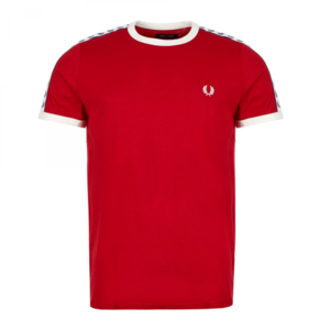 Fred Perry Heren T-Shirt - 1902-M6347