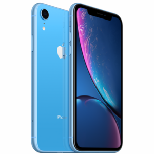 iPhone XR Blauw
