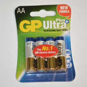 GP ultra plus alkaline batterij AA