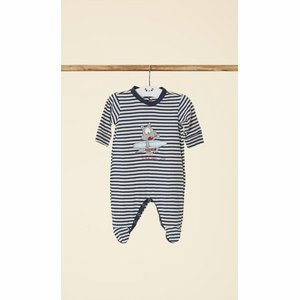 Happy People Baby Pyjama / kruippak: Jongens ( HAP.26 )