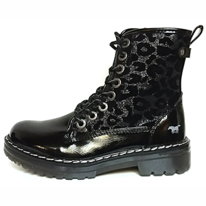 Mustang Bottines 1366505 zwart