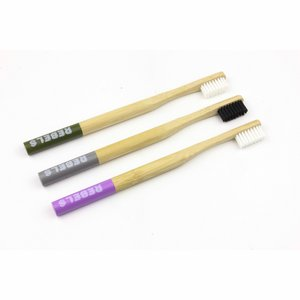 Rebels With A Cause Bamboo Toothbrush Hard Bristles