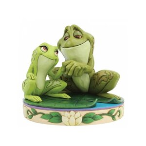 Disney Traditions - Amorous Amphibians (Tiana and Naveen as Frogs Figurine) 6005960