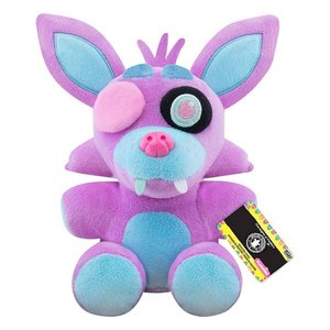 Five Nights at Freddy's Spring Colorway Knuffel Foxy (paars)